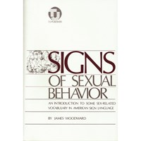 Signs of Sexual Behavior -Book