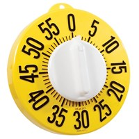 Tactile Low Vision Long Ring Timer- No Stand