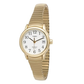 Timex Ladies Indiglo Watch - Exp. Band