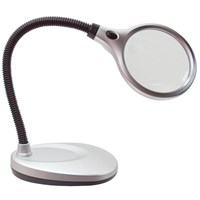 UltraOptix Desktop LED Lighted Magnifier