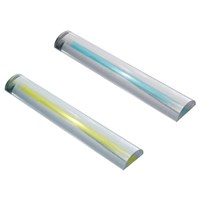EZ Magnibar Combo Set - 2 Magnifiers, 1 with Yellow and 1 Aqua Tracker Line - 6 inches