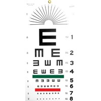 Illiterate Eye Chart