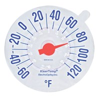 Picture of Low-Vision Windowpane Thermometer