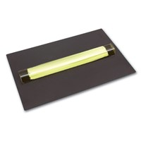 Magna Typoscope- 1.5X Yellow Lucite Magnifier