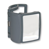 MagRX LED Lighted Medicine Bottle Magnifier- 3x