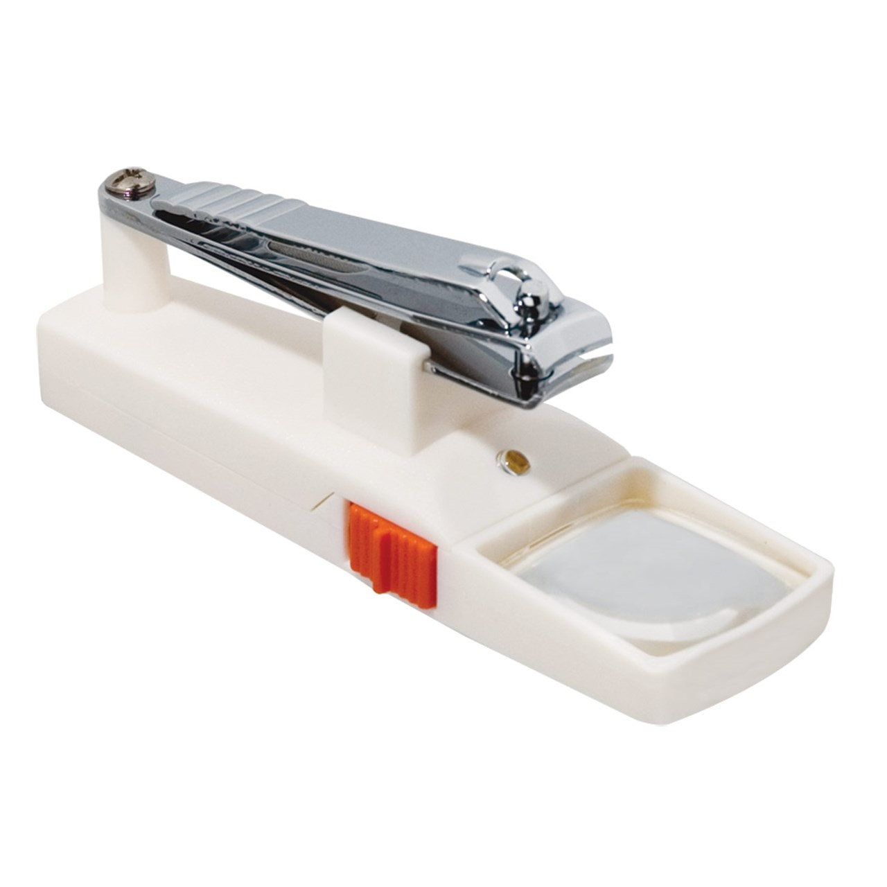 MaxiAids   Nail Clipper with Magnifier and Light