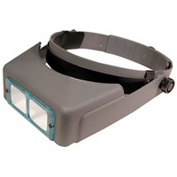 Optivisor Optical Glass Binocular Magnifier - 2 Diopter 1.5X