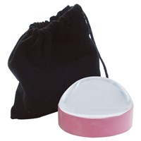 Reizen 65mm Dome Magnifier with Pink Ring