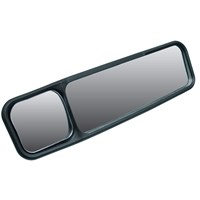 Reizen Day-Night Convex Car Rearview Mirror