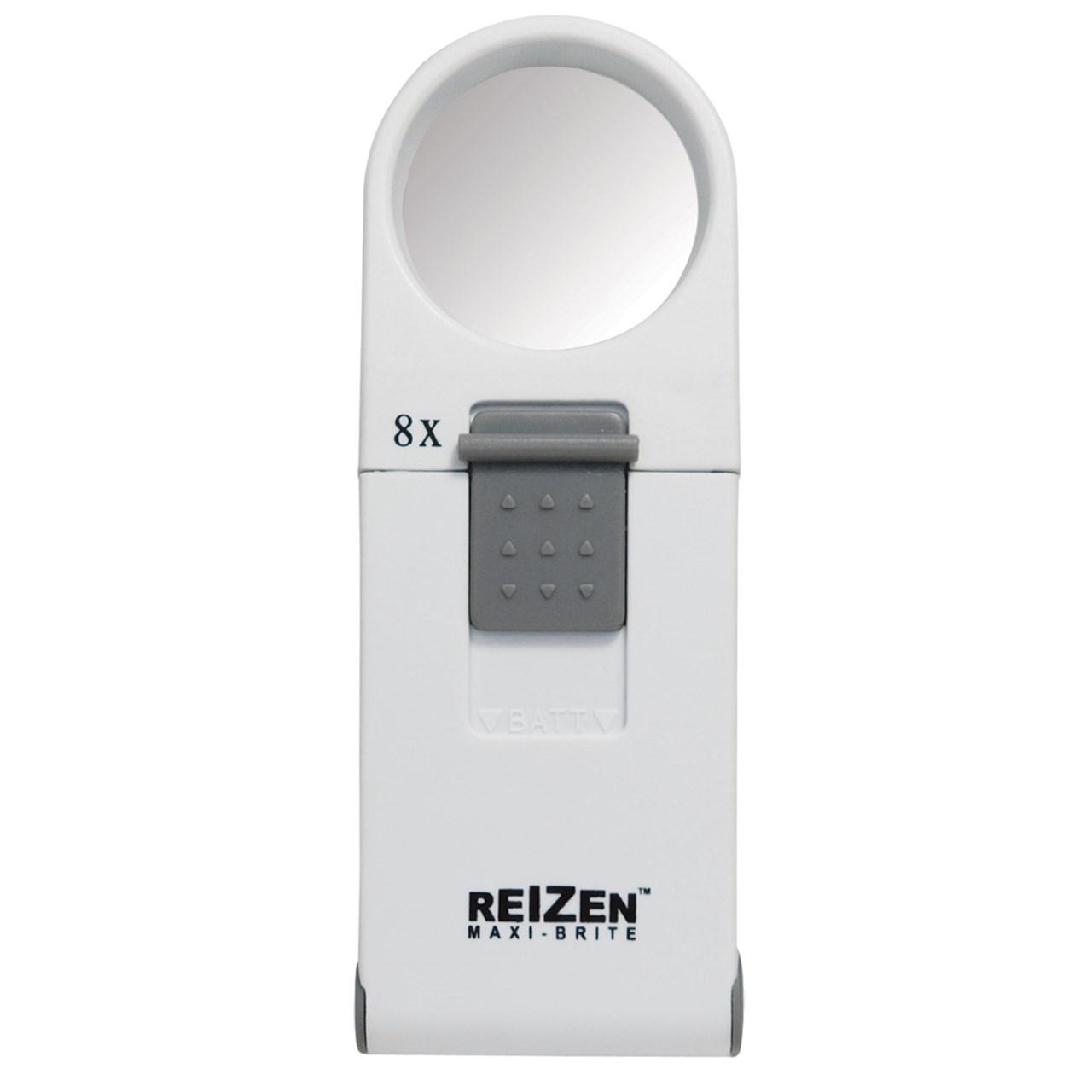 Reizen Maxi Brite LED Handheld Magnifier