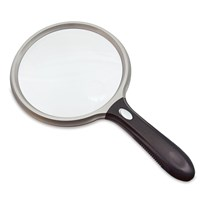 UltraOptix 5in. LED Lighted 2x Magnifier with 6x Bifocal Insert