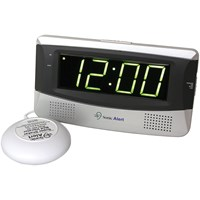 Sonic Alert Alarm Clock with Bed Shaker