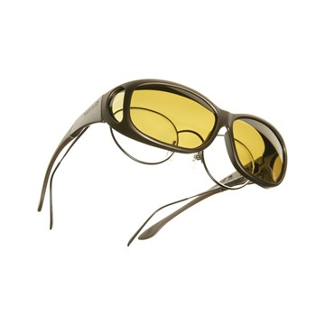 Cocoons Mini Slim MS Polarized Sunwear-Sand-Yellow Lens