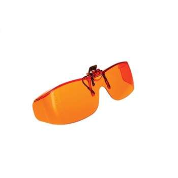 Cocoons Sidekick L Flip-Up Sunglasses-Orange