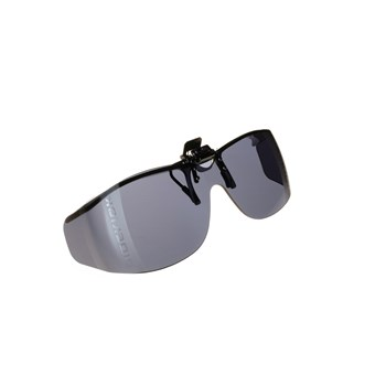 Cocoons Sidekick L Flip-Up Sunglasses-Smoke