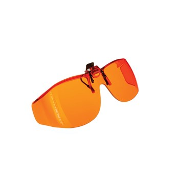 Cocoons Sidekick XL Flip-Up Sunglasses-Orange