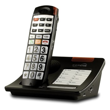 Amplified Talking Cordless Big Button Phone 55dB