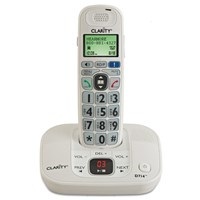 Clarity D714 Amplified Low Vision Big Button Cordless Phone - 40dB
