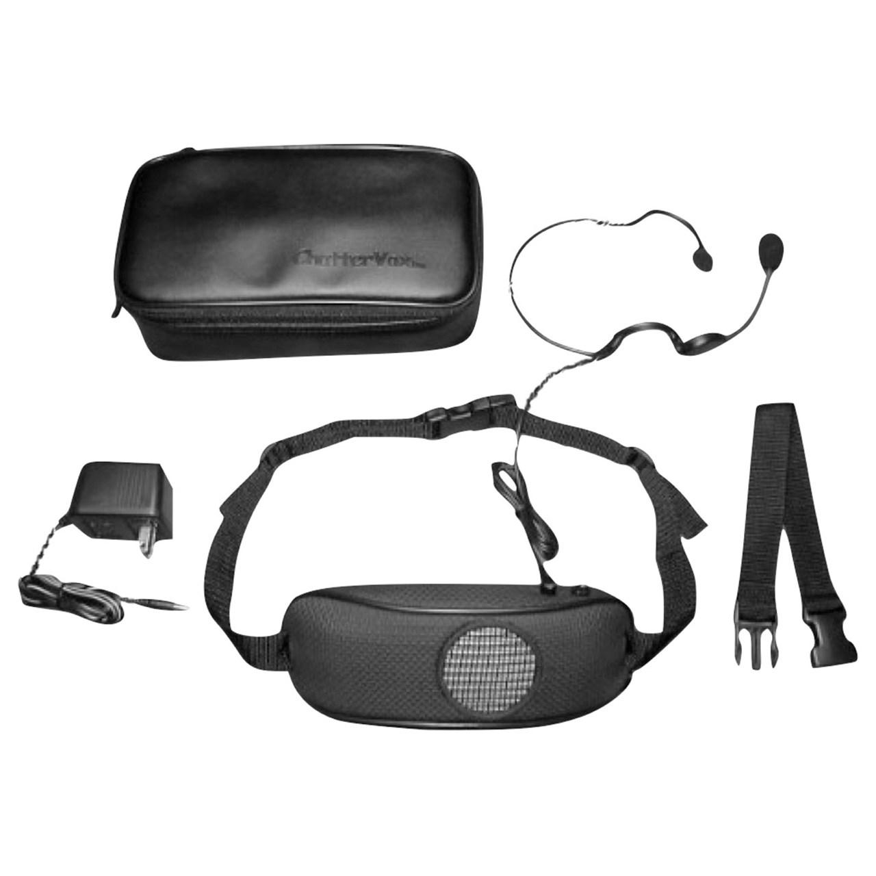 Maxiaids Chattervox Sport Voice Amplifier Speech Box