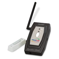Silent Call Signature Series Doorbell Transmitter with Remote Button