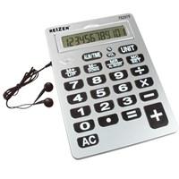 maxiaids reizen 12digit jumbo talking calculator