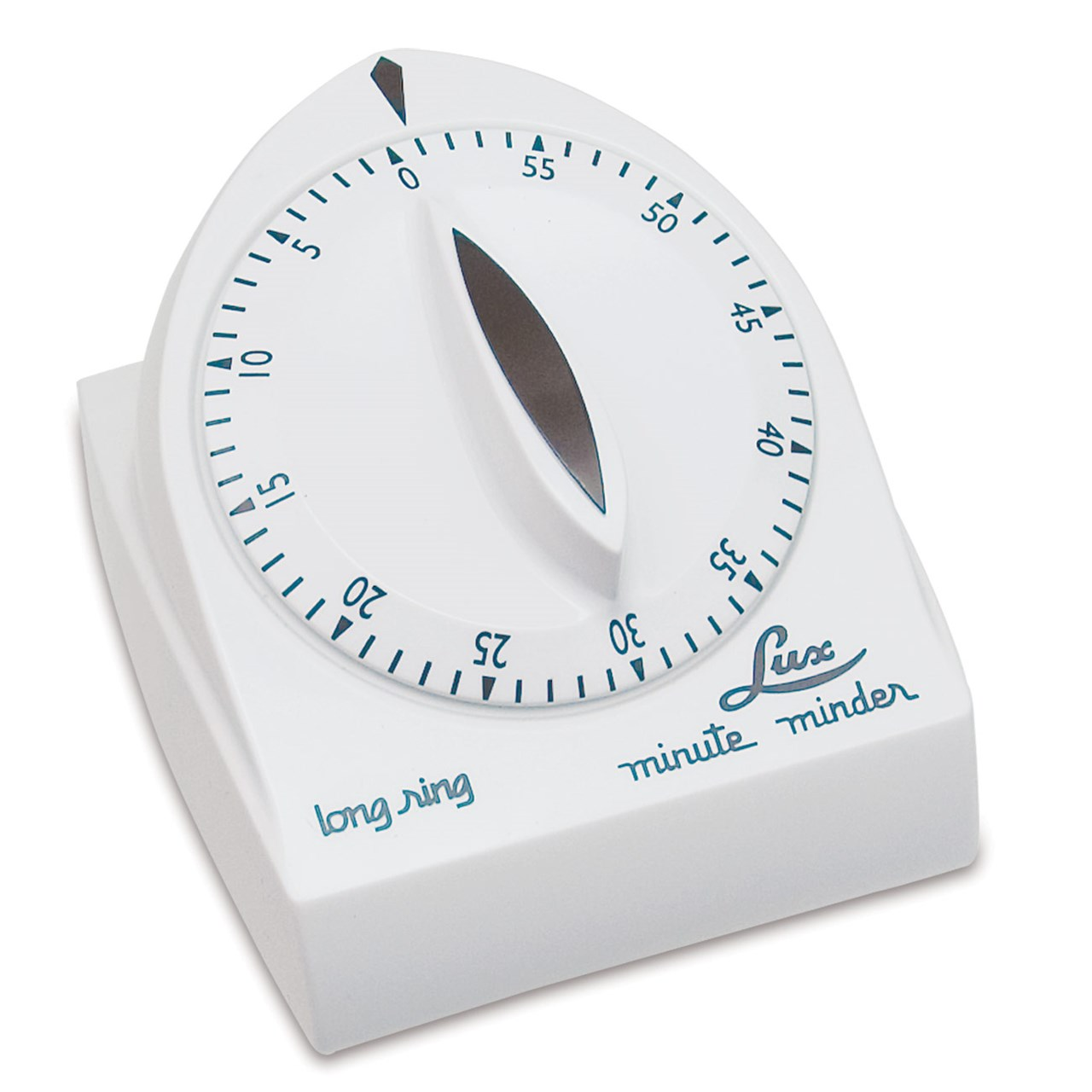Lux 60 Minute Extended Ring Timer White