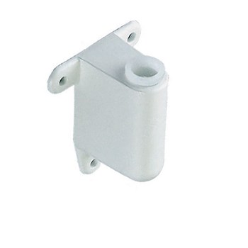 Wall Mount for Luxo Magnifiers and Lamps Grey