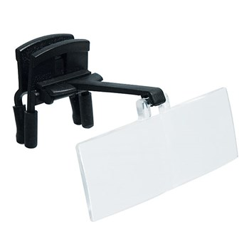 Clip On Spectacle Magnifier - Set of Four