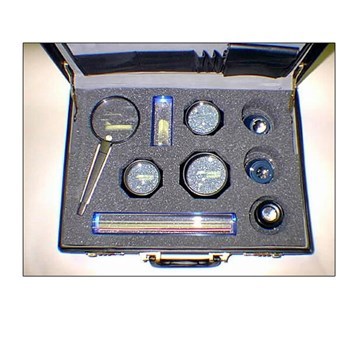 Walters Magnifier Black Attache Case for Professional Kits 1 and 2