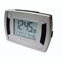 Low Vision Alarm Clock with Indoor Thermometer