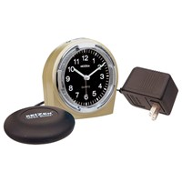 Picture of Reizen Braille Quartz Alarm Clock with Vibrator Combo