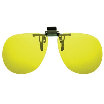 Cocoons Flip-Ups-Aviator-Yellow-Size 58