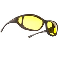 Cocoons Low Vision MX-Black Fr-Lemon Lens