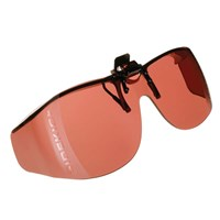 Cocoons Sidekick M Flip-Up Sunglasses-Boysenberry