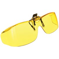 Cocoons Sidekick M Flip-Up Sunglasses-Lemon