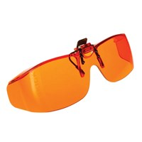 Cocoons Sidekick M Flip-Up Sunglasses-Orange