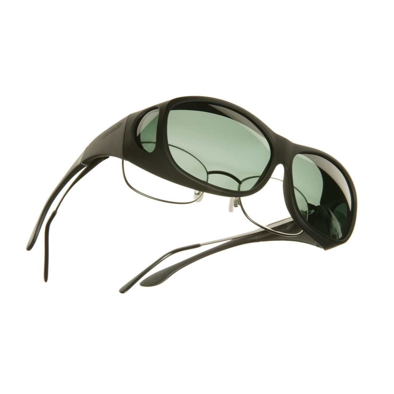 e6d92ce322291 Cocoons Slim Line M Polarized Sunwear-Blk Frame-Gray Lens ...