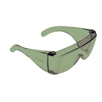 Noir Large Fitover With Uv And Infrared 40 Percent Light Grey-Green