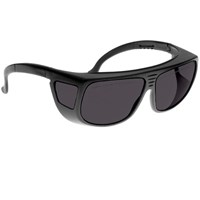 Noir Spectra Shields Large Adjustable -Fitover 13 Percent Dark Grey
