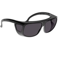 Noir Spectra Shields Medium Adjustable-Fitover 21 Percent Grey Polarizer