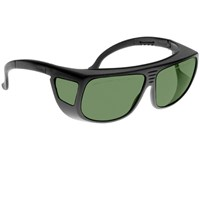 Noir Spectra Shields Medium Adjustable-Fitover 26 Percent Light Grey-G