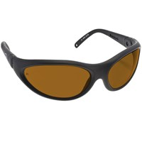 Noir Spectra Shields Wrap Around 26 Percent Amber Polarizer