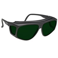 Noir Spectra Shields X-Large Fitover 1 Percent Dark Grey-Green