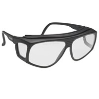 Noir Spectra Shields X-Large Fitover 90 Percent Clear