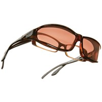 Vistana OveRx Sunglasses- Tortoise-Copper Lens-MS