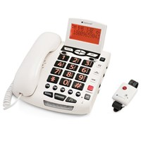 ClearSounds Amplified SOS Alert Phone- 110dB