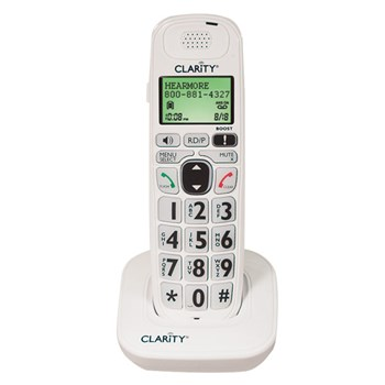 Clarity D704HS Expandable Handset for D700 Series Amplified Phones