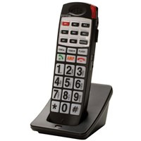 Serene 40dB Amplified Cordless Phone- Handset Only