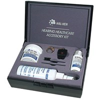 The Complete Hearing Aid Accessory Kit