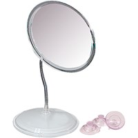 Vanity or Wall-Mount Gooseneck Mirror